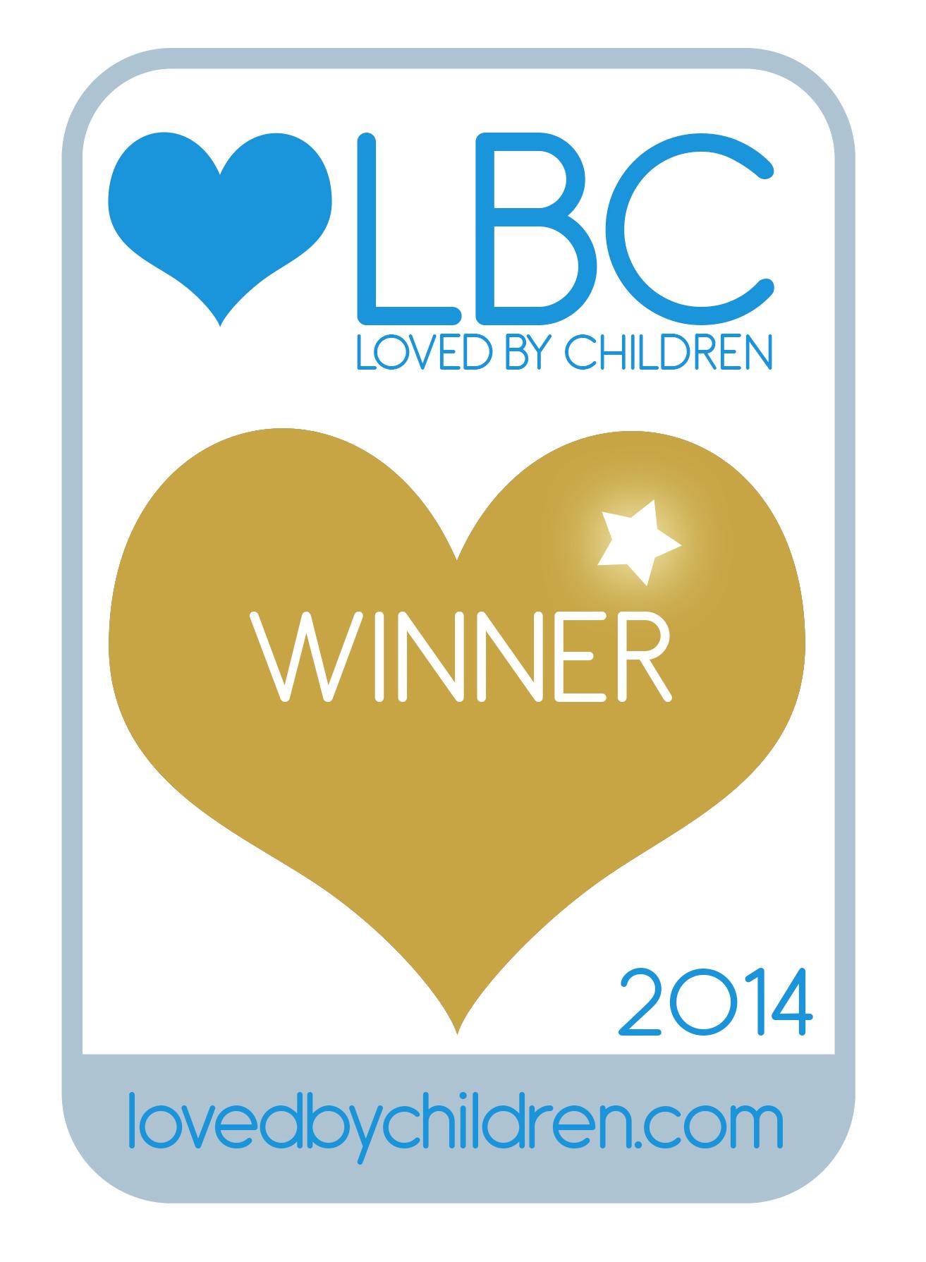 Loved by children award