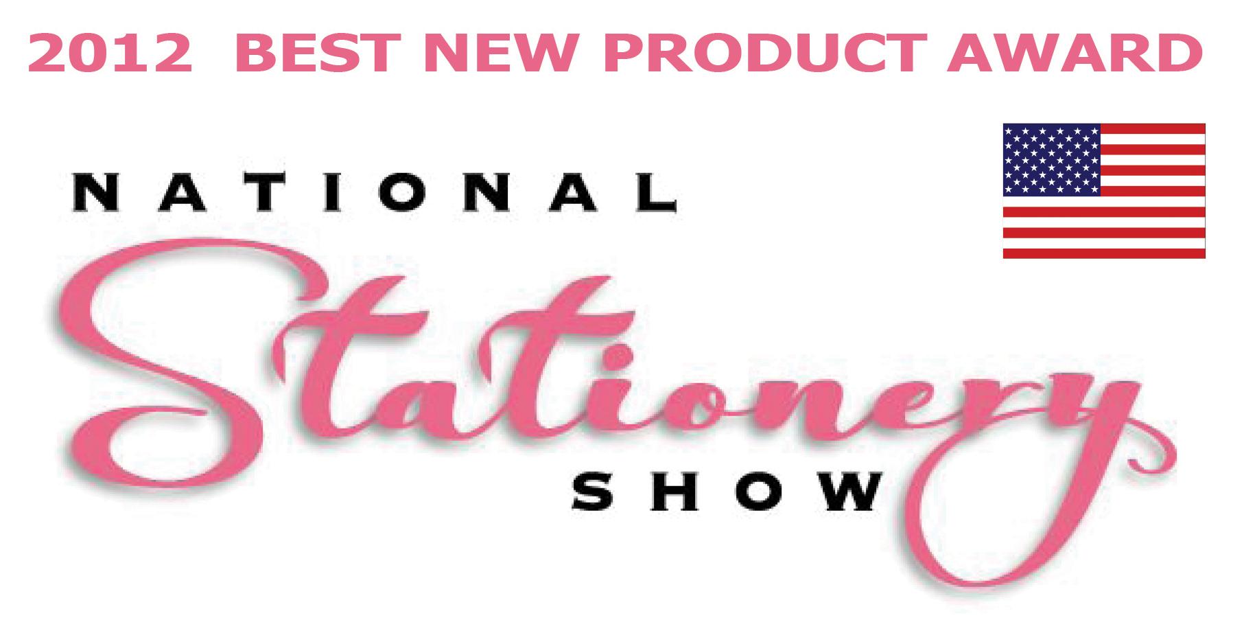 USA Best New Product Stationery Award