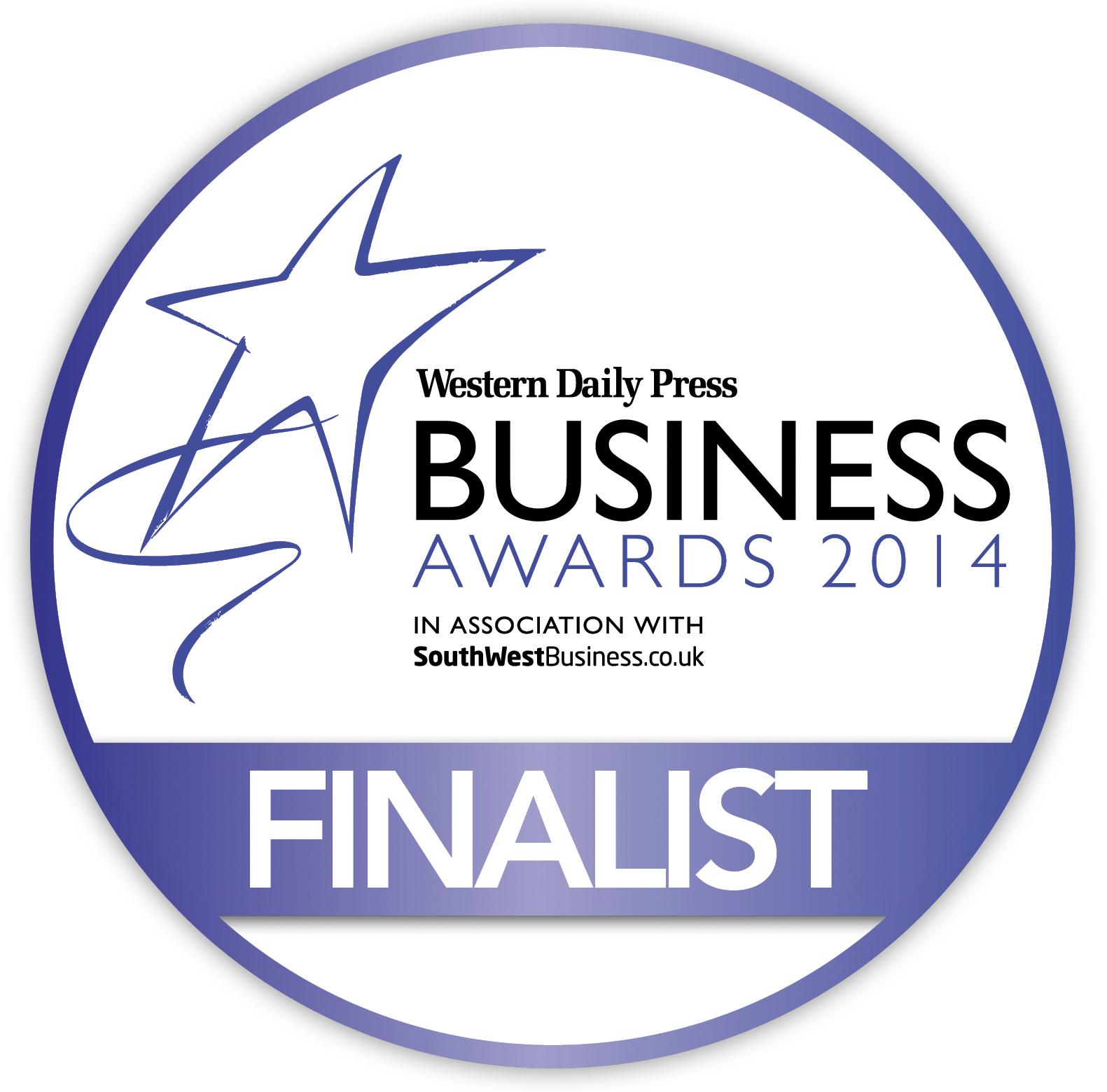 Business awards 2014